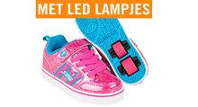 Heelys-BOLT-X2-(Hot-Pink-Hologram-Neon-Blue)