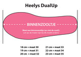 Heelys X2 Dual up Rolschoenen