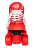 Rookie Rolschaatsen RETRO V2 (rood/wit)