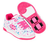 Heelys DUAL UP X2 (White/Pink/Multi)_