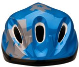Nijdam Junior Skatehelm / Fietshelm (blauw)_