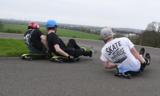 Street Sledge - Skateboard Slee (Black Jack)_