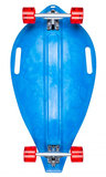 Street Sledge - Skateboard Slee (Blue Lightning)_