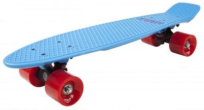 D-STREET Pennyboard (Blue/Red)