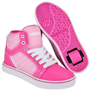 Heelys UPTOWN (Hot Pink/Pink/White)