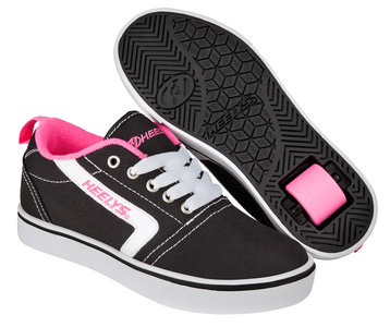 (Uitverkocht) Heelys GR8 PRO (Black/White/Pink)