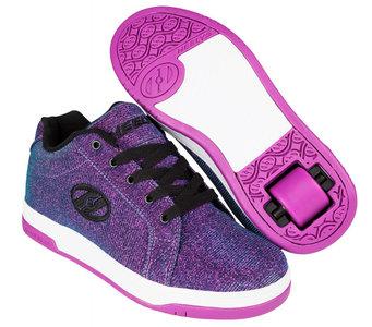 Heelys SPLIT (Purple/Aqua)