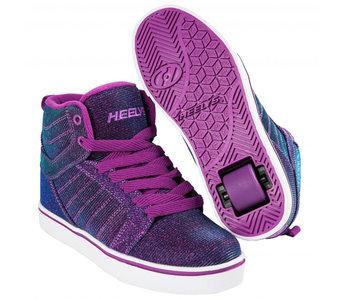 Heelys UPTOWN (Purple/Aqua Colourshift)