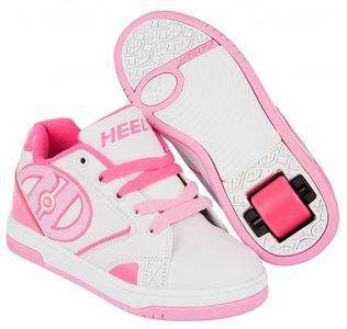 Heelys PROPEL 2.0 (White/Hot Pink/Light Pink) - MAAT 39