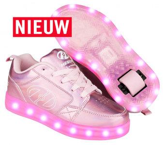 Heelys PREMIUM LO (Pink Hologram)