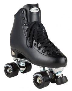 (UITVERKOCHT) Rookie Rolschaatsen CLASSIC II (zwart)