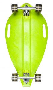 Street Sledge - Skateboard Slee (Green Rocket)