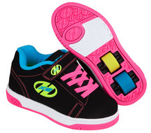 Heelys-DUAL-UP-X2-(Black-Neon-Multi)