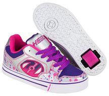 Heelys-MOTION-(Silver-Pink-Purple-Drip)